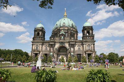 Berliner Dom Eintritt