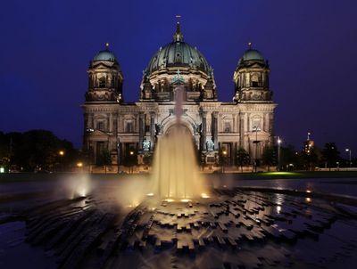 Visitors Service Berliner Dom