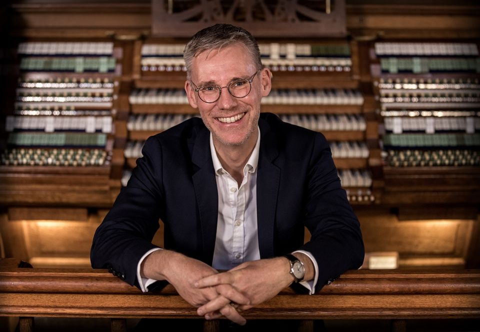 Domorganist Andreas Sieling