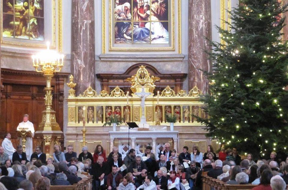 Heiligabend Weihnachten Und Krippenspiel 18 Berliner Dom