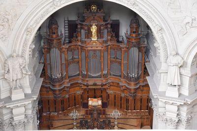 Orgeln Am Berliner Dom Berliner Dom