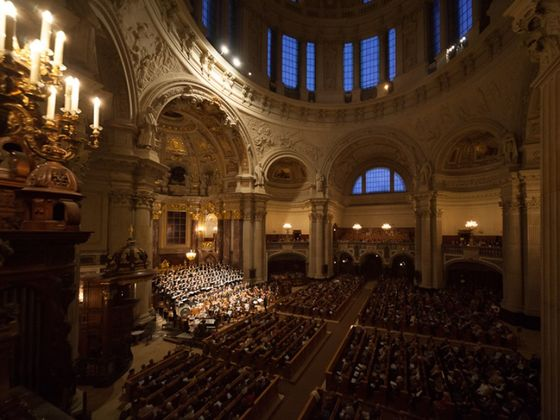 Michael Tippett A Child Of Our Time Berliner Dom