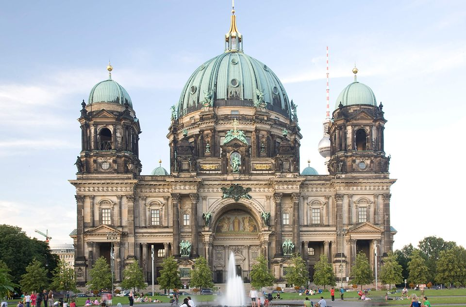 Architektur Berliner Dom
