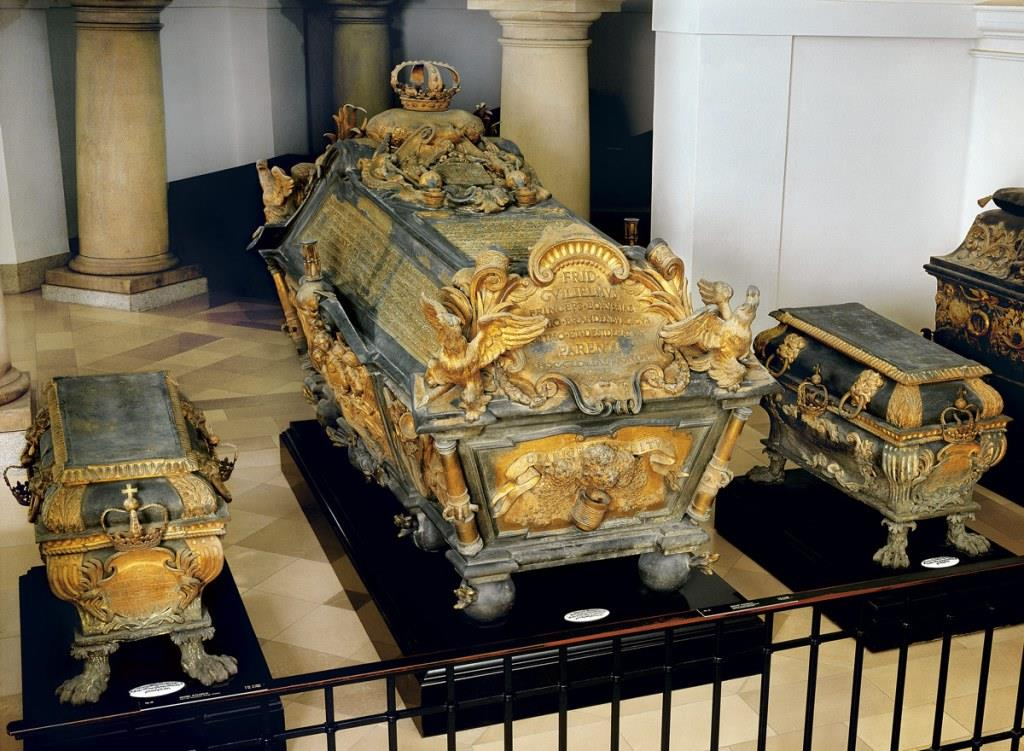 Hohenzollerngruft Berliner Dom