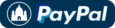 Paypal-Spende an den Berliner Dom